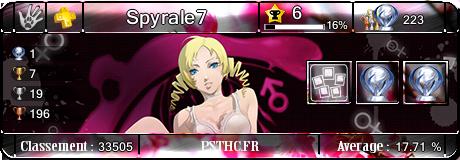 Trophées de Spyrale7