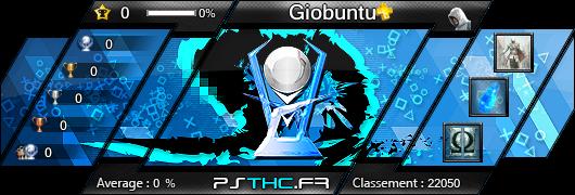Carte des trophées de Giobuntu